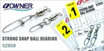 52808 STRONG SNAP BALL BEARING