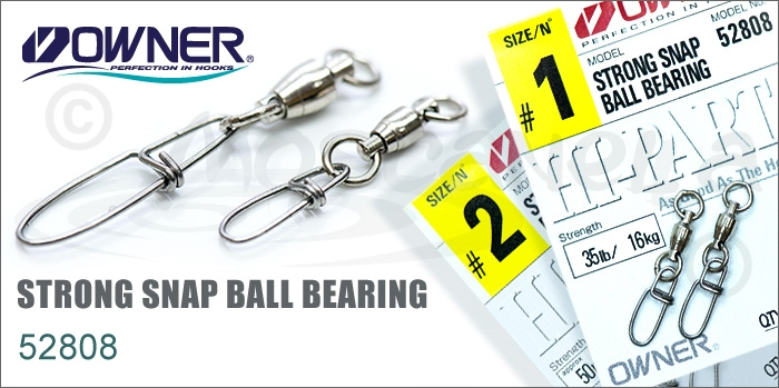 Изображение Owner/C'ultiva 52808 STRONG SNAP BALL BEARING