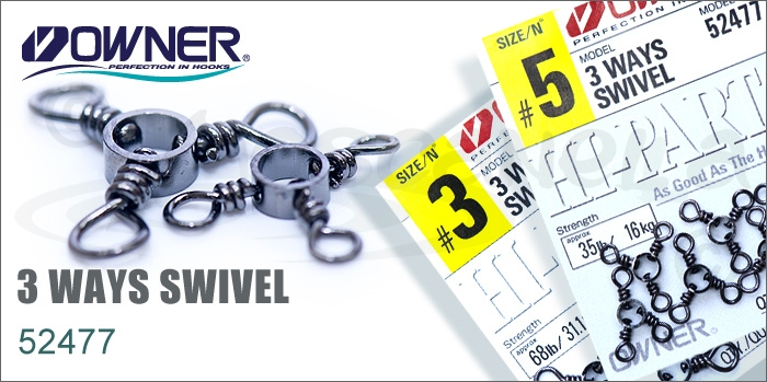 Изображение Owner/C'ultiva 52477 3 Ways Swivel