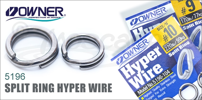 Изображение Owner/C'ultiva 5196 SPLIT RING HYPER WIRE