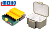 Ящики и чемоданы MEIHO Versus