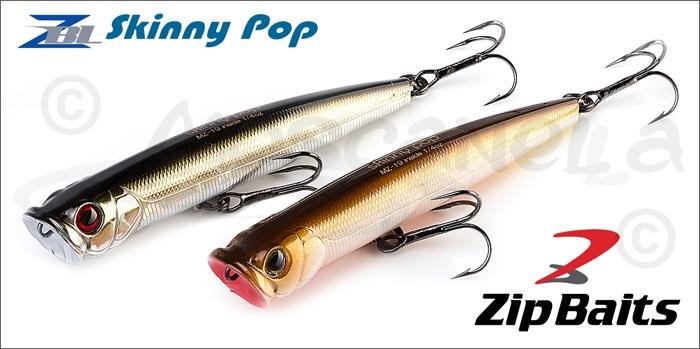 Изображение ZipBaits ZBL Skinny Pop