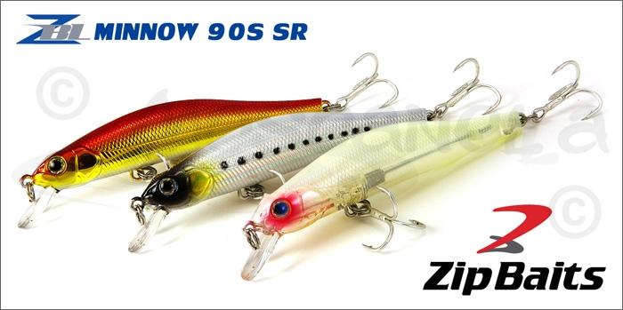 Изображение ZipBaits ZBL MINNOW 90S
