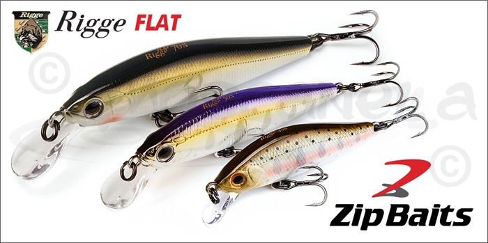 Изображение ZipBaits Rigge Flat