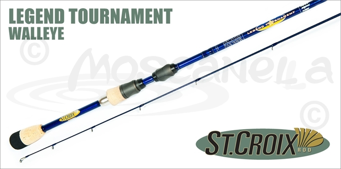 Изображение St.Croix Legend Tournament Walleye