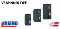 VS System Case Spinner Type