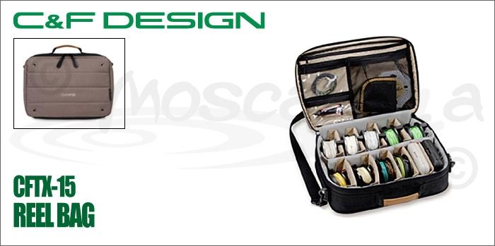 Изображение C&F Design CFTX-15 Сумка Reel Bag