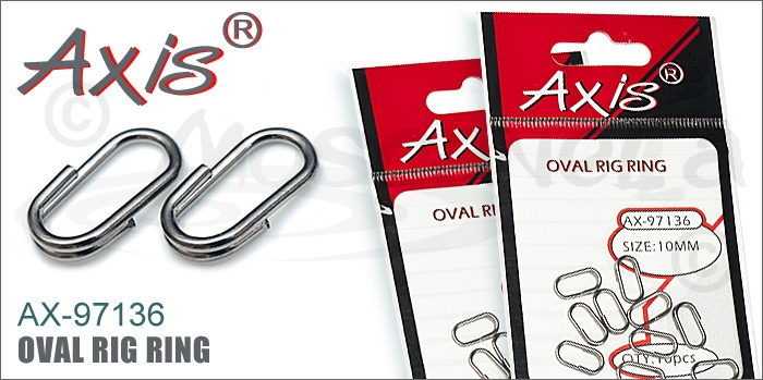 Изображение Axis AX-97136 Oval Rig Ring