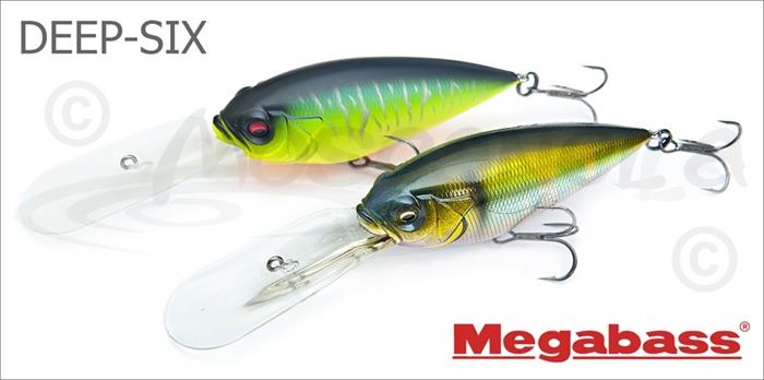 Изображение Megabass DEEP-SIX