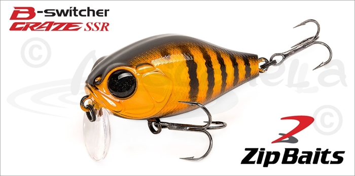 Изображение ZipBaits B-Switcher CRAZE SSR