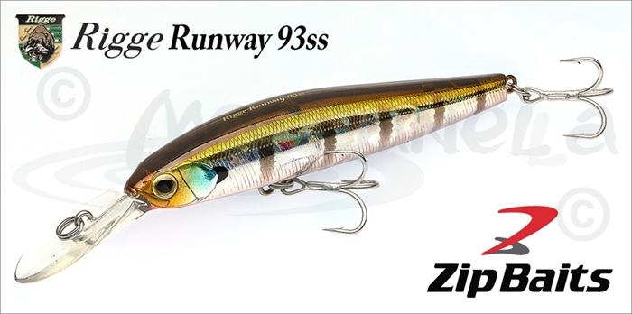 Изображение ZipBaits Rigge Runway 93SS
