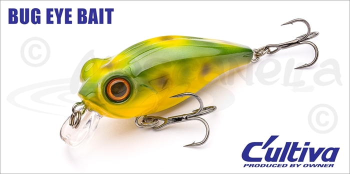 Изображение Owner/C'ultiva Bug Eye Bait