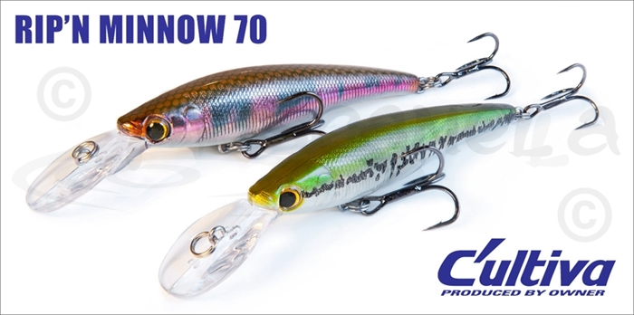 Изображение Owner/C'ultiva Rip'n Minnow 70