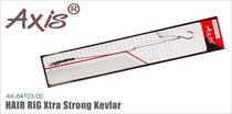 AX-84703-00 Hair Rig Xtra Strong Kevlar
