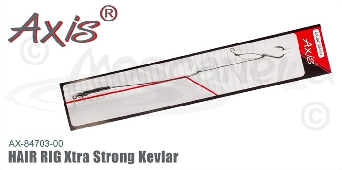 Изображение Axis AX-84703-00 Hair Rig Xtra Strong Kevlar