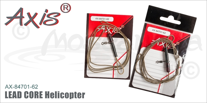 Изображение Axis AX-84701-62 Lead Core Helicopter