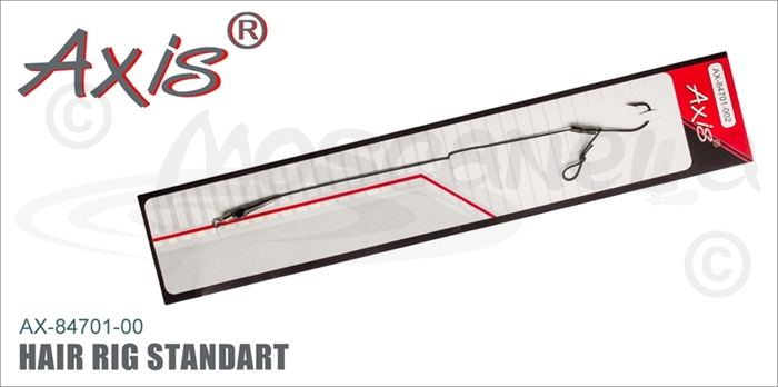 Изображение Axis AX-84701-00 Hair rig standard