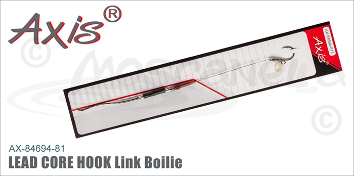 Изображение Axis AX-84694-81 Lead Core Hook Link Boilie