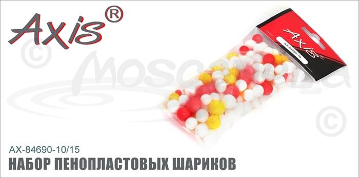 Изображение Axis AX-84690-10/15 Набор пенопластовых шариков