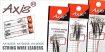 AX-90205; AX-90255; AX-90406 Поводок-струна String Wire leaders