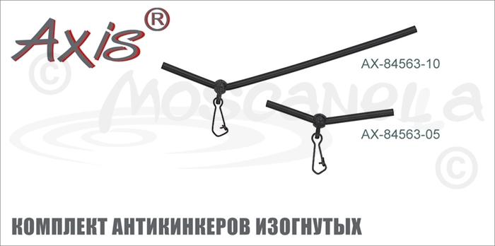 Изображение Axis AX-84563 Комплект антикинкеров