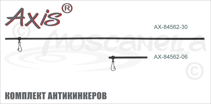 Изображение Axis AX-84562 Комплект антикинкеров