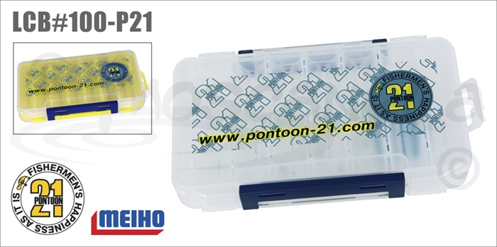 Изображение Pontoon21 LCB #100