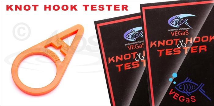Изображение VEGaS Затягиватель узлов Knot Hook Tester